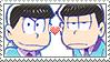 KaraIchi Stamp by megumimaruidesu