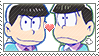 KaraChoro Stamp by megumimaruidesu