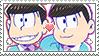 OsoTodo Stamp by megumimaruidesu