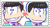 OsoKara Stamp by megumimaruidesu