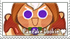Pancake Cookie Stamp by megumar
