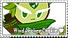 Wind Archer Cookie Stamp by megumar