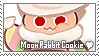Moon Rabbit Cookie Stamp - Cookie ver. by megumar