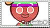Yoga Cookie Stamp by megumar