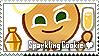 Sparkling Cookie Stamp by megumar