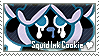 Squid Ink Cookie Stamp by megumar