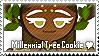Millennial Tree Cookie Stamp