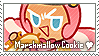 Marshmallow Cookie Stamp by megumar