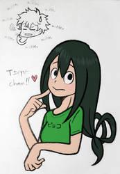 Tsuyu-chan!!