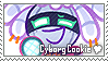 Cyborg Cookie Stamp