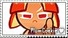 Plum Cookie Stamp