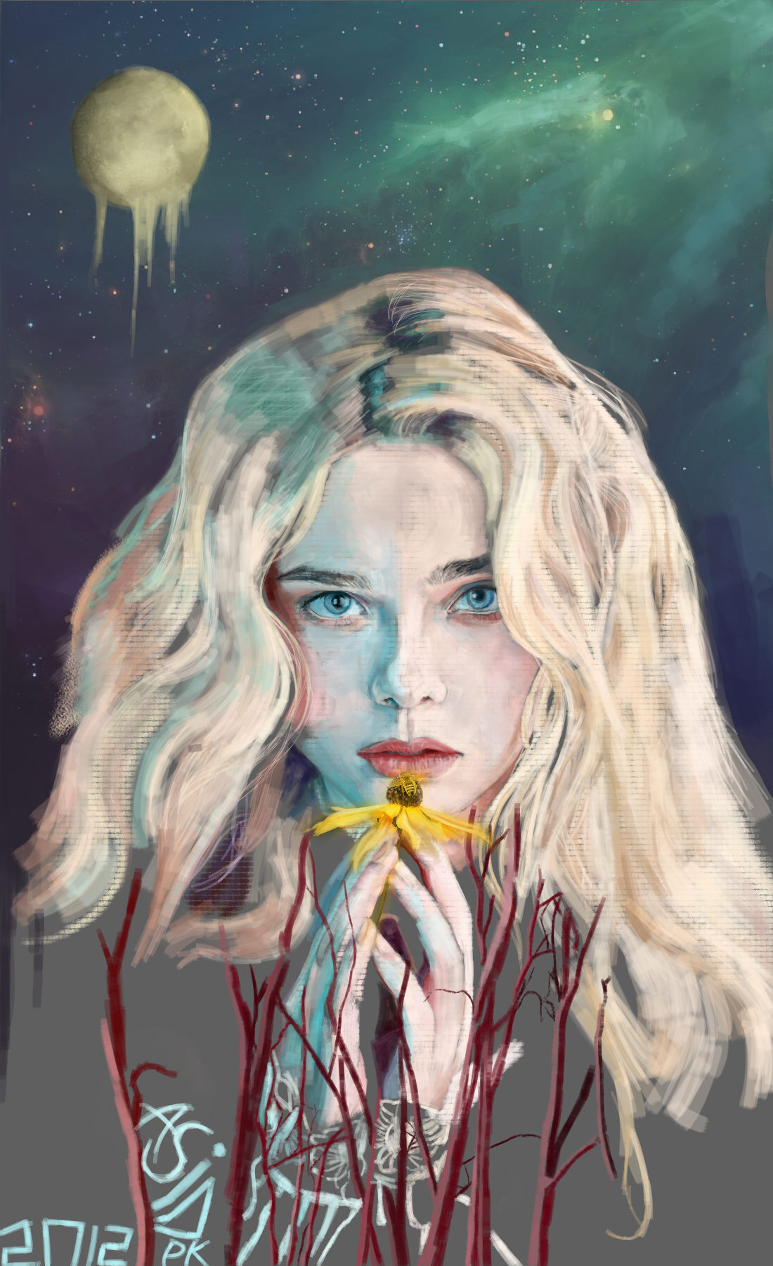 Moonchild by Asidpk