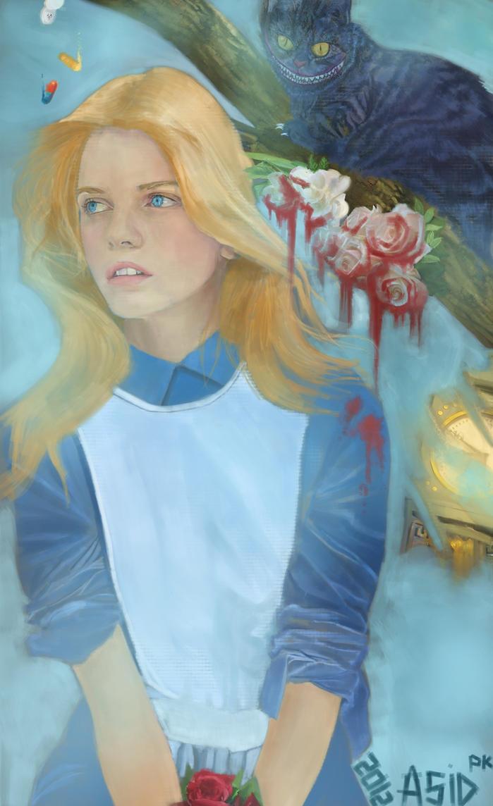 Dreaming of Wonderland by Asidpk
