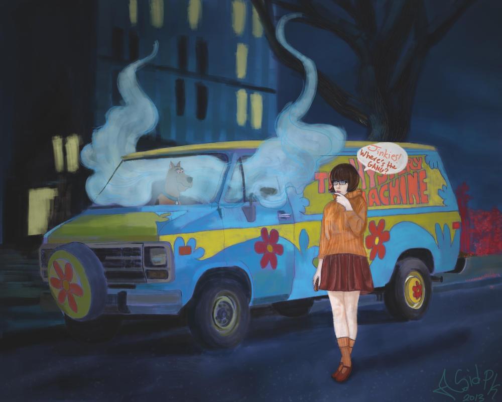 Scooby Doo By Asidpk On DeviantArt