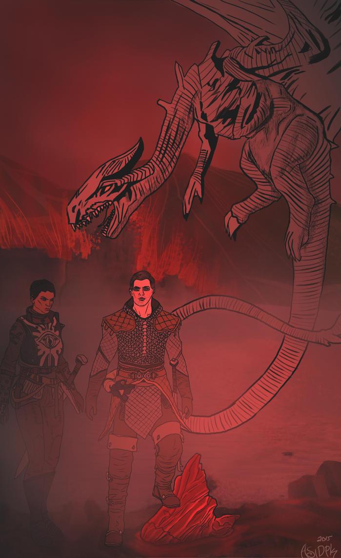 Dragon Age by Asidpk