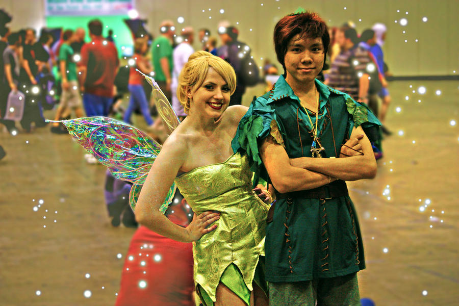 Asian Peter and Tough Tink by DuysPhotoShoots