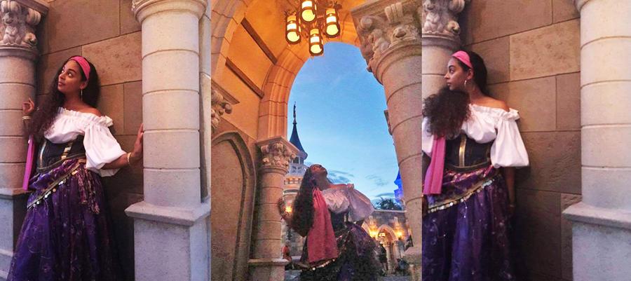 Esmeralda Commission by DuysPhotoShoots