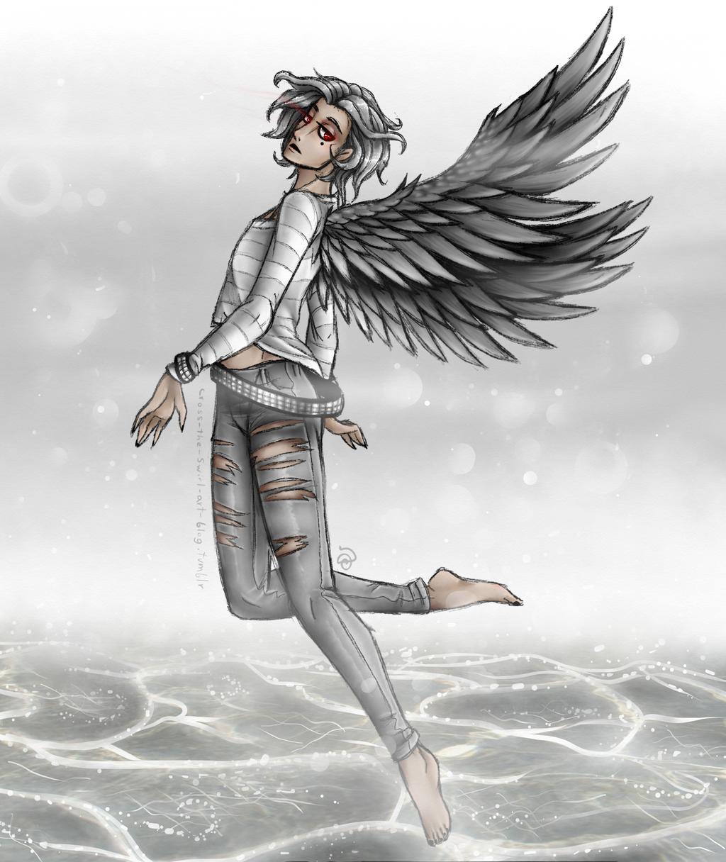 Ashe by cross-the-swirl