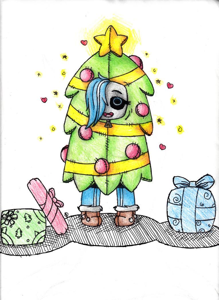 Christmas by cross-the-swirl