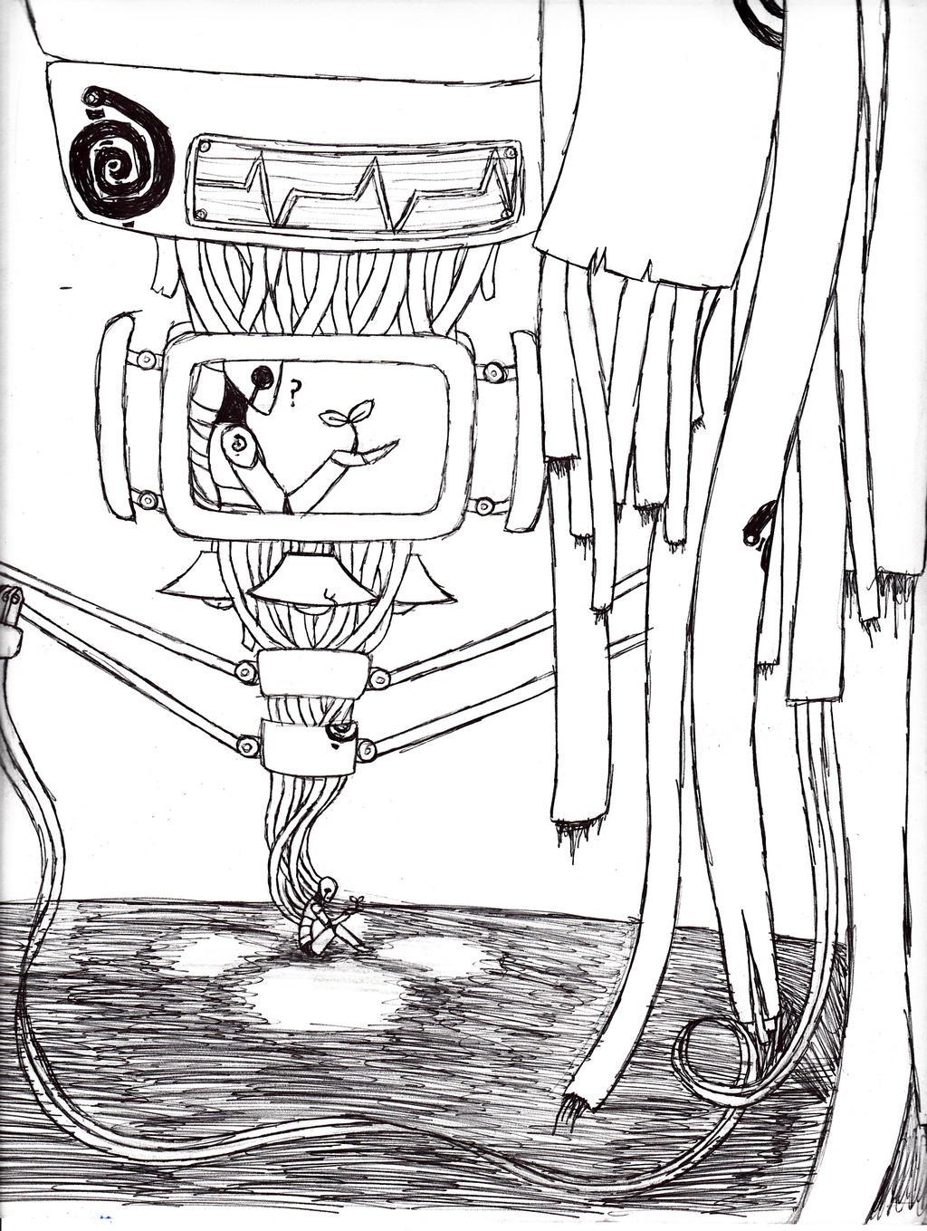 Robot Stuff by cross-the-swirl