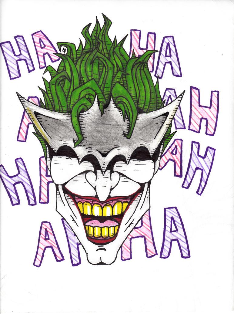Joker by cross-the-swirl
