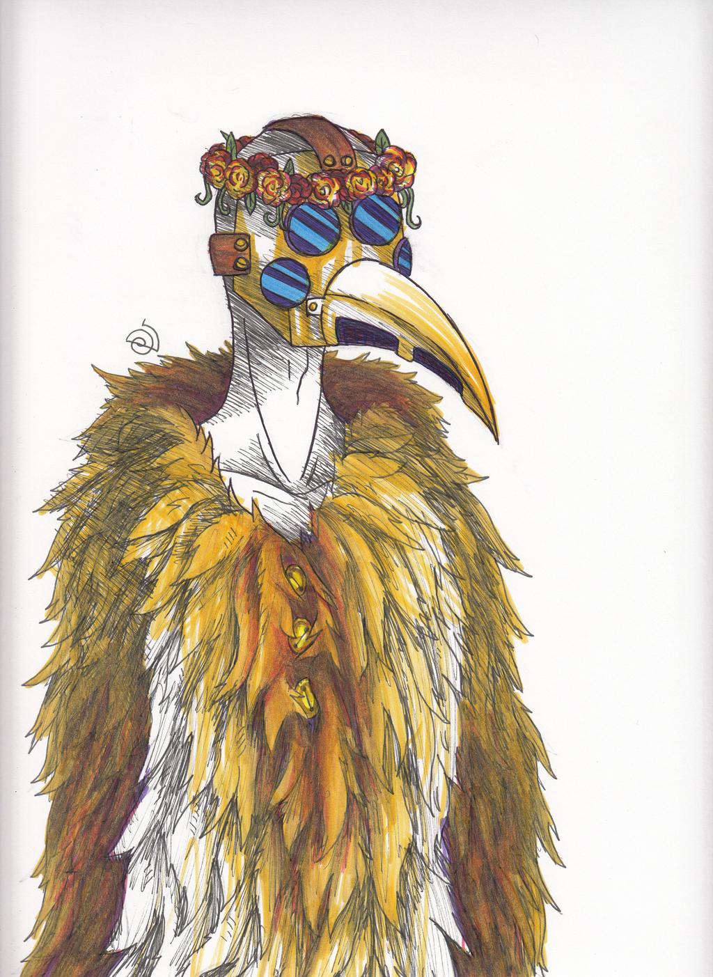 Birdguy by cross-the-swirl