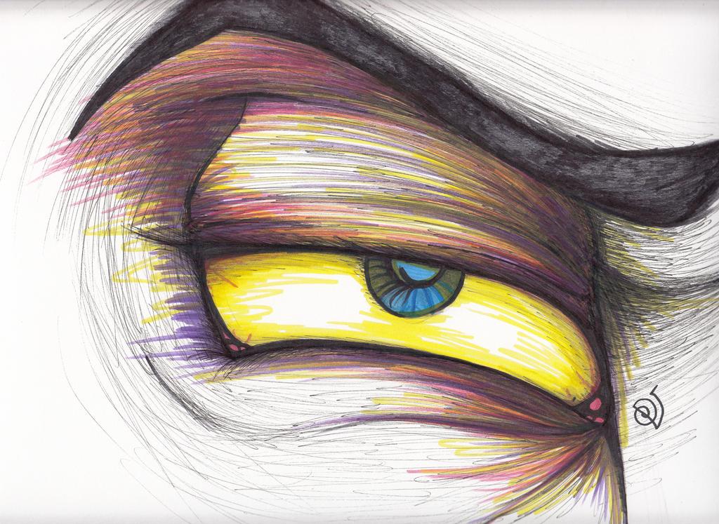 Dark Eye by cross-the-swirl