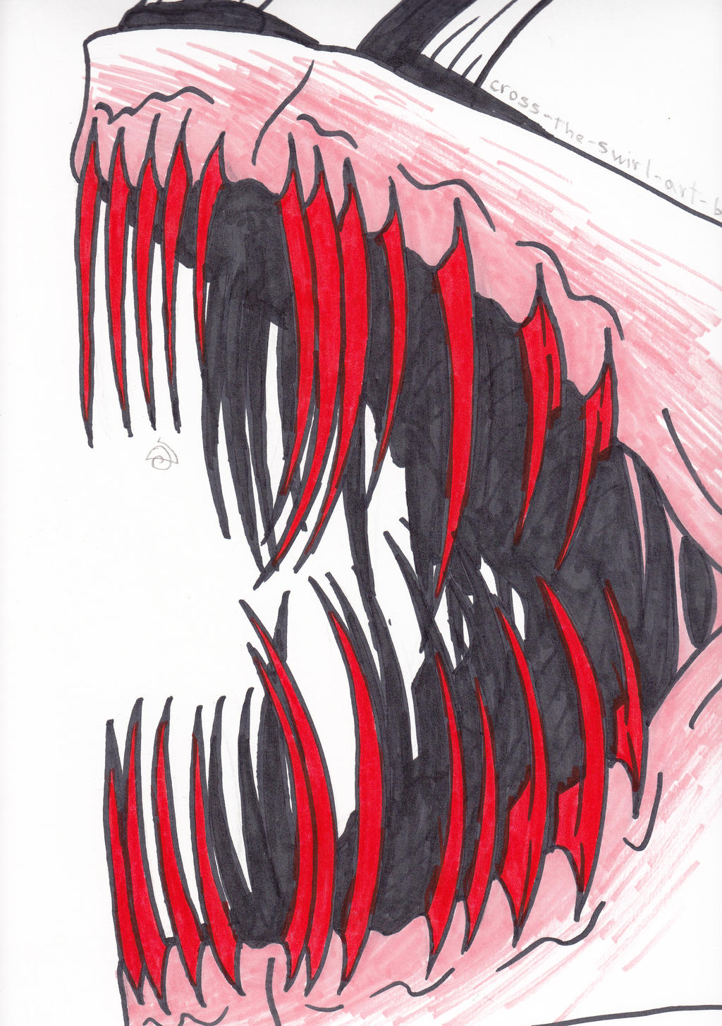 More Teeth by cross-the-swirl