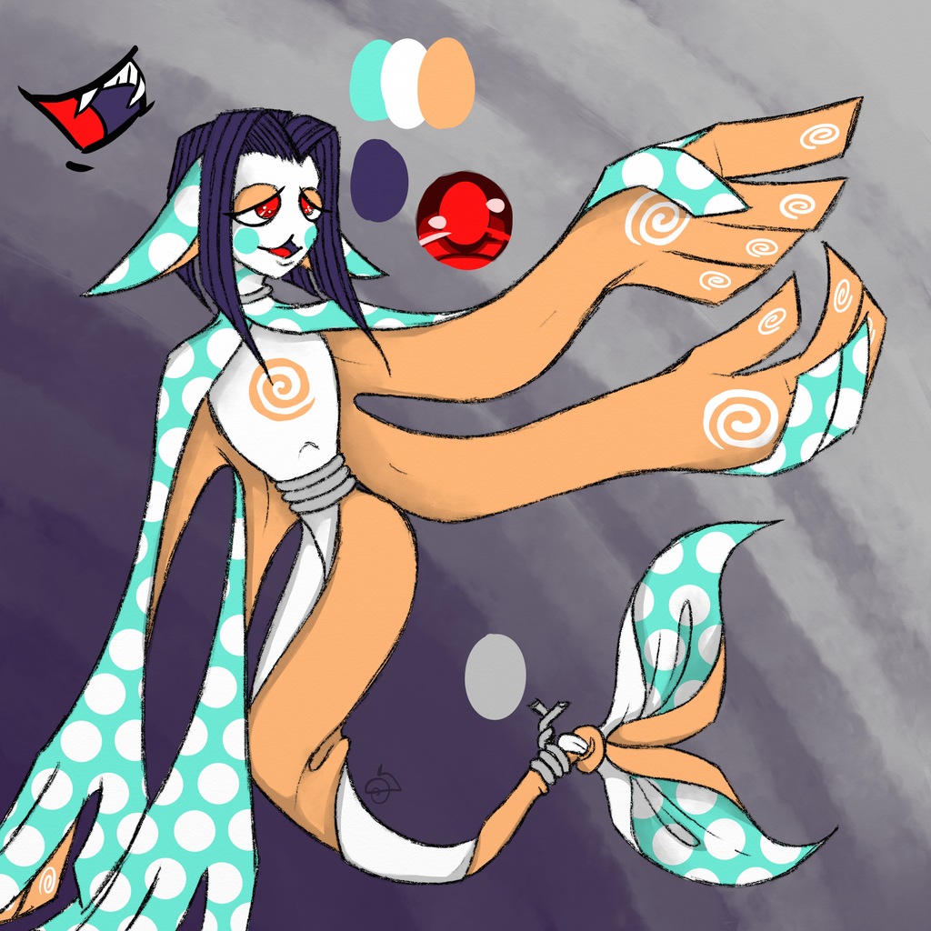 Entry for MYO Plushmaid Mini-Contest by cross-the-swirl