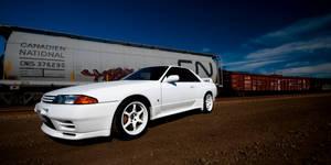 R32 Skyline GT-R I