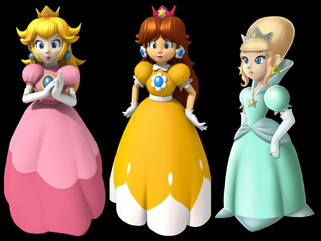classic nintendo princesses collage by andrew6666666 on deviantart
