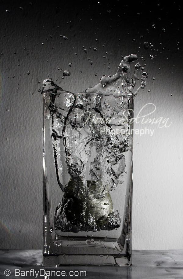 Water Splash -7- by BarflyDance