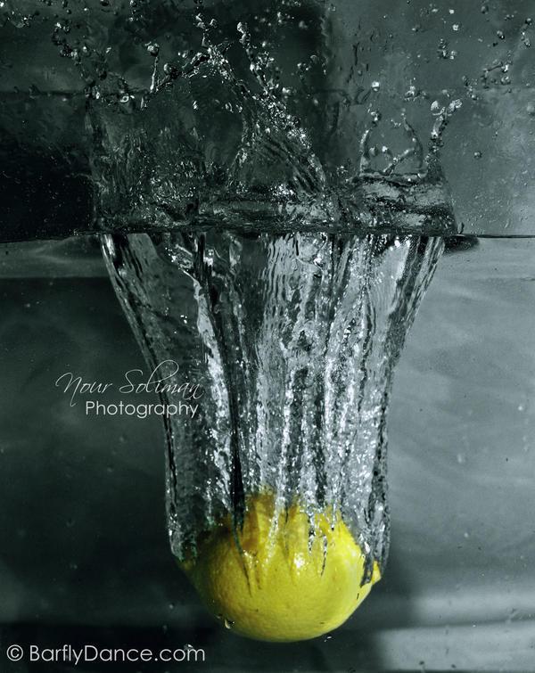 Lemon Splash by BarflyDance
