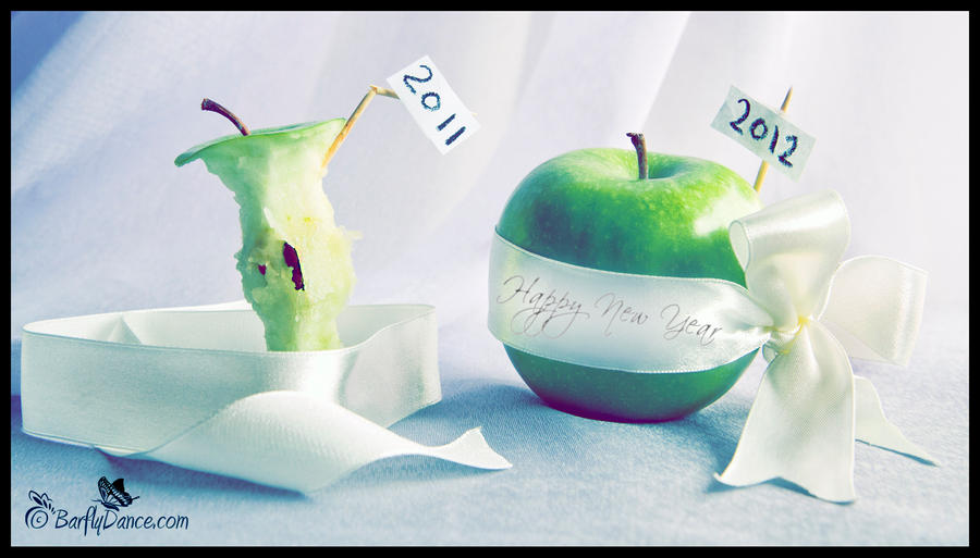 Happy New Year 2012 by BarflyDance