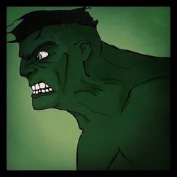 Hulk by Fildey
