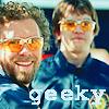 Geeky Icon by emoplusramenluver