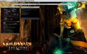 Guild Wars - Detour Desktop by codito