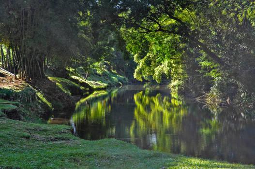 Water Landscapes - Reflexion