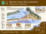 British Army Encampment