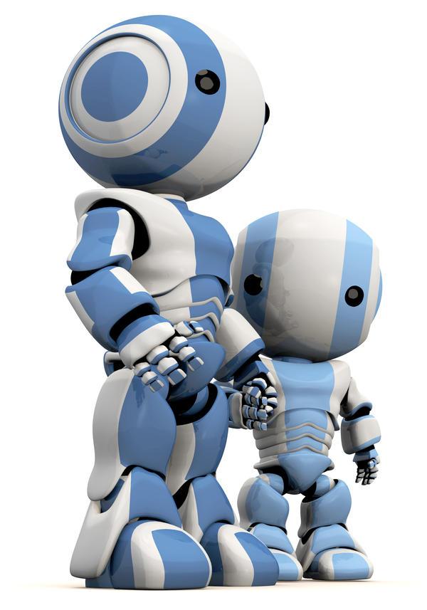 AO-Maru the Friendly Robot 12 by leoblanchette