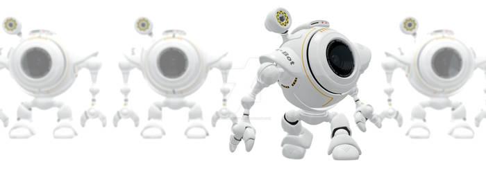 Robo Web Cam Assembly Line DOF