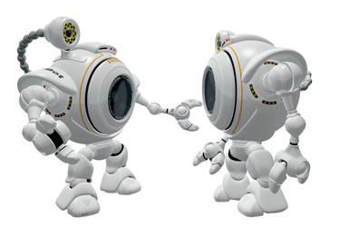 Robo Web Cam Interactive