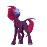 Tempest Shadow and her Edgy Look
