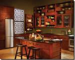 Home Improvement: Custom Kitchen Cabinets