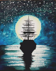 Sail to the unknown