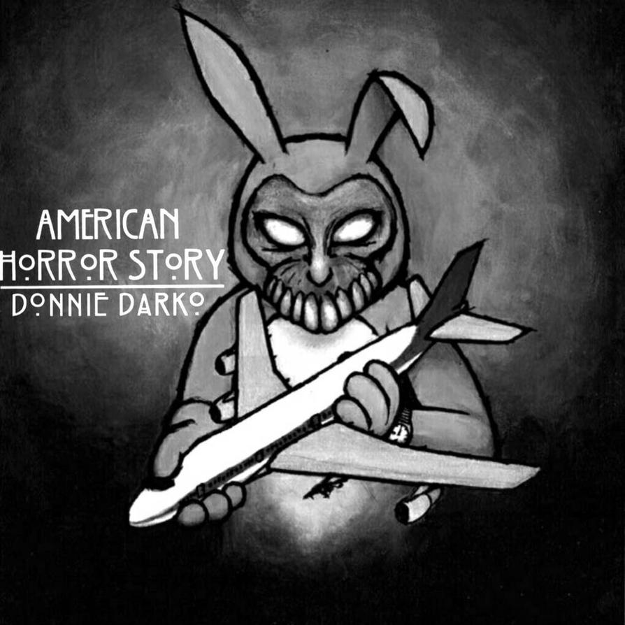 American Horror story donnie darko letters me by XItsTommyX on