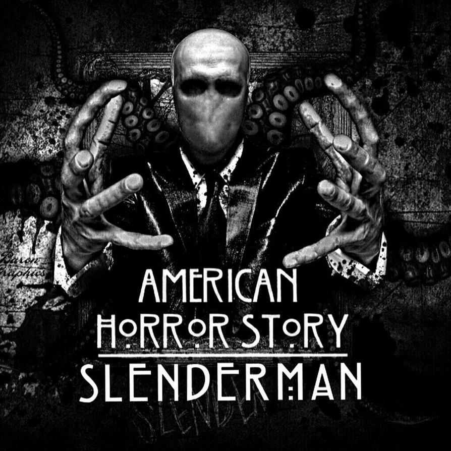 American Horror story slenderman letters me by XItsTommyX on