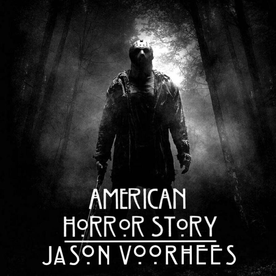 american horror story letters american horror story jason voorhees letters me by 28165