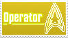 Stamp 002 - Star Trek Operations by piinq-stardust