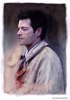 Castiel - It's a New Day by Petite-Madame
